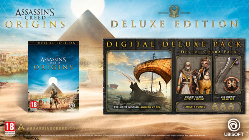 Assassin's Creed Deluxe Edition