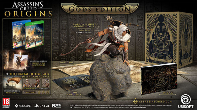 Assassin's Creed God's Edition