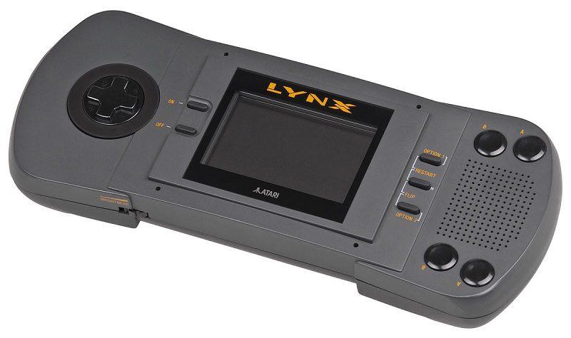 Retro console