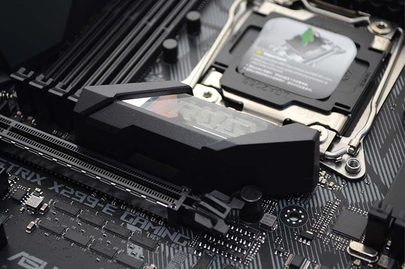 ASUS ROG STRIX X299-E Gaming Motherboard Review