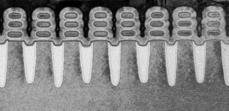 IBM 5nm GAAFET Nanosheet