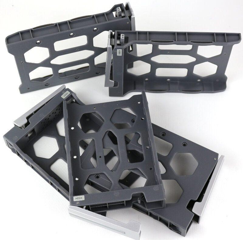 Noontec TerraMaster D5-300C Photo view trays