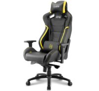 Sharkoon Shark Zone GS10 Gaming Chair Seat (2)
