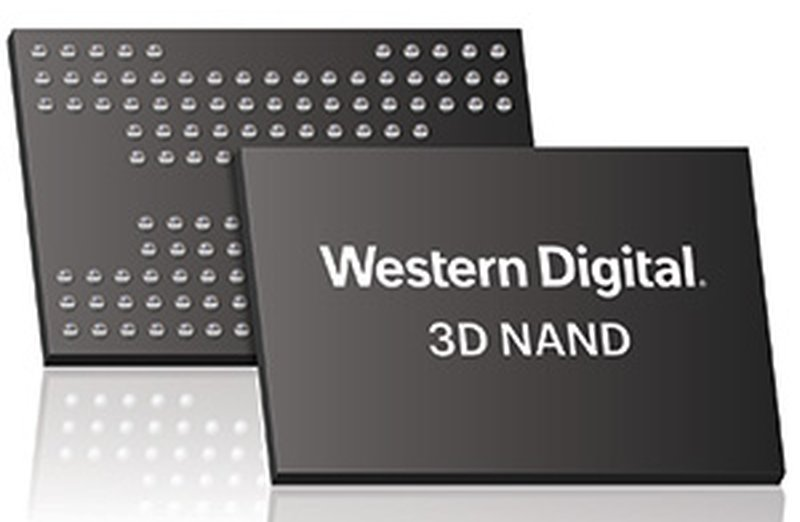 Western Digital 96 layer 3D NAND