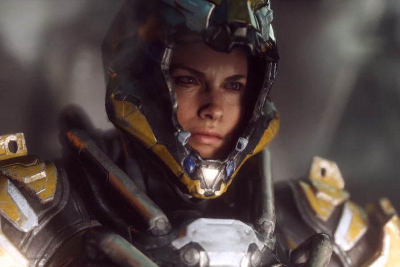 BioWare Reveals Anthem Plot Detailsq