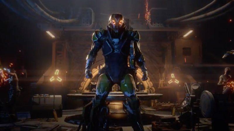BioWare Reveals Anthem Plot Details