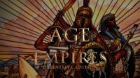 Age of Empires Being Remastered for a Definitive Edition Release