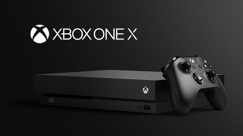 Microsoft Reveals Xbox One X Upgrade Procedure