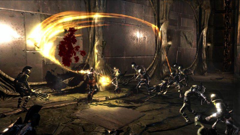 God of War Collection Running at 60FPS in RPCS3 PlayStation 3 Emulator