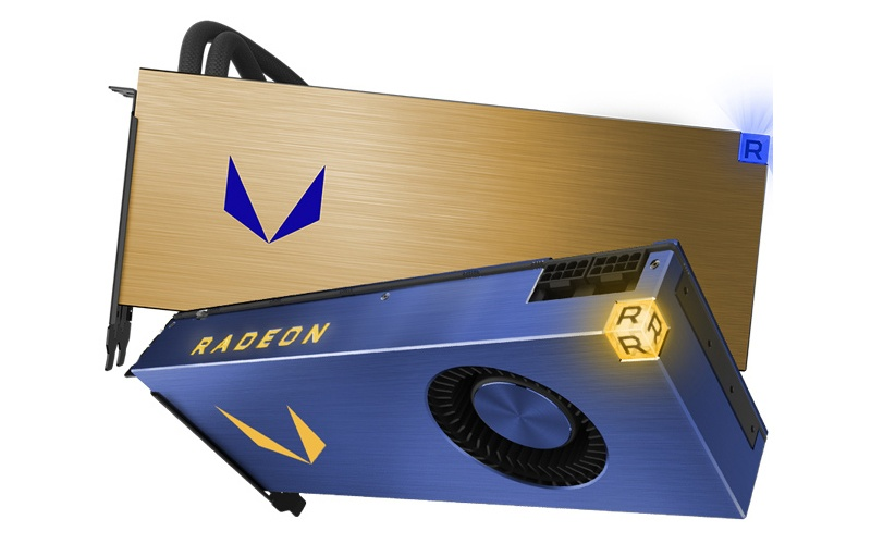 AMD Radeon Vega Frontier Video Card Pricing Revealed, Pre-Orders Surface