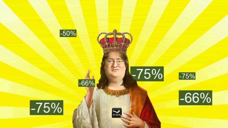 Steam Summer Sale Date Confirmed, Begins June 22
