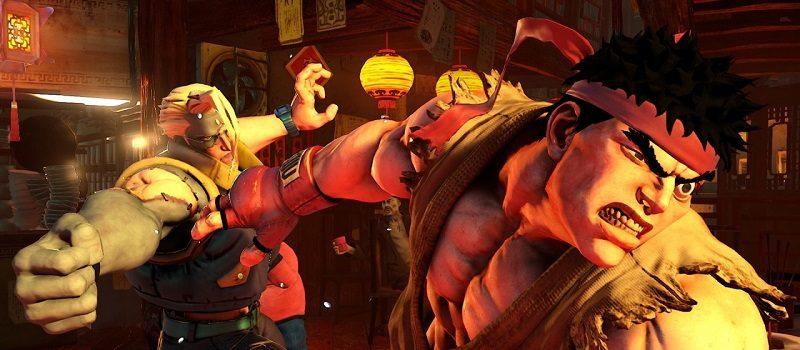 Street Fighter 5 Capcom