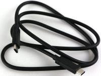 LaCie 6big 48TB Photo closeup cable usb type C