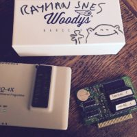 Rayman Prototype 1