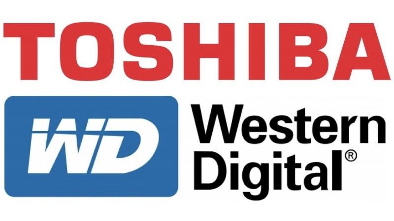 Toshiba Western Digital