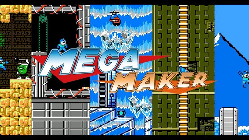 Mega Man Maker