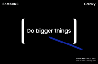 Samsung Galaxy Note 8 to be Revealed on August 23