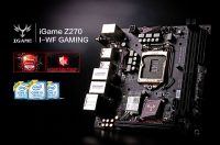 Colorful Adds iGame Z270I-WF GAMING to Motherboard Line