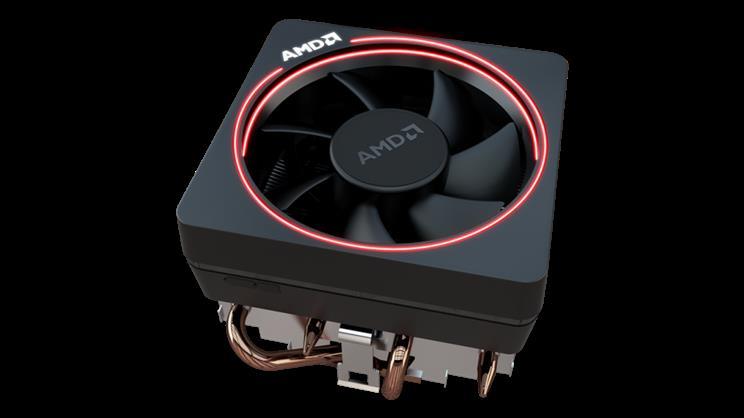 AMD Wraith Max on the Shelf for $59