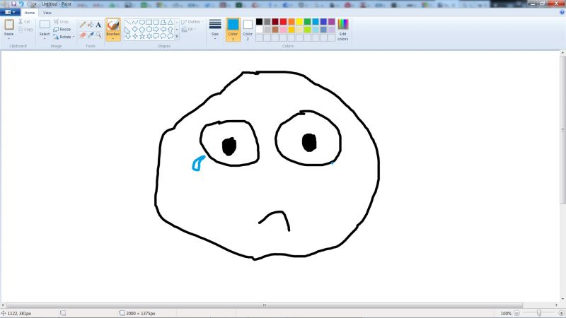 Windows 10 Ditches Paint