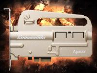 Apacer Announces PT920 Commando PCIe Gen3 x4 SSD