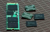 SK Hynix 72-Layer 3D NAND Flash Goes into Production