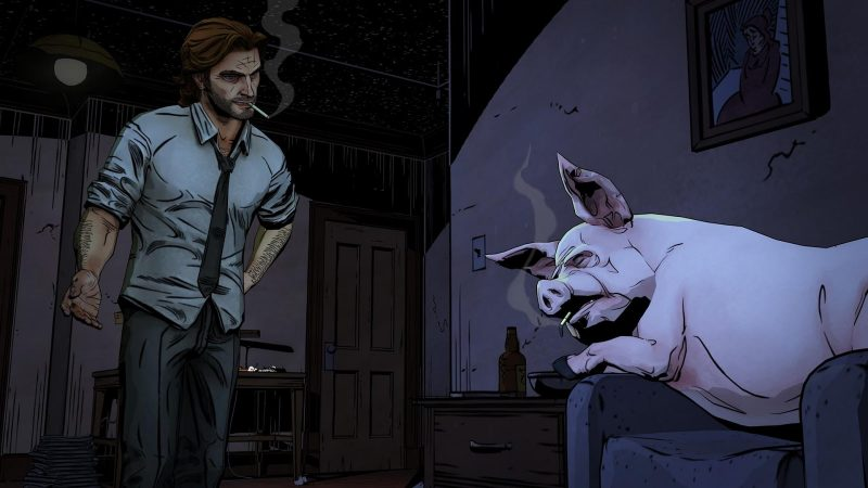 The Wolf Among Us Season Two Confirmed and More
