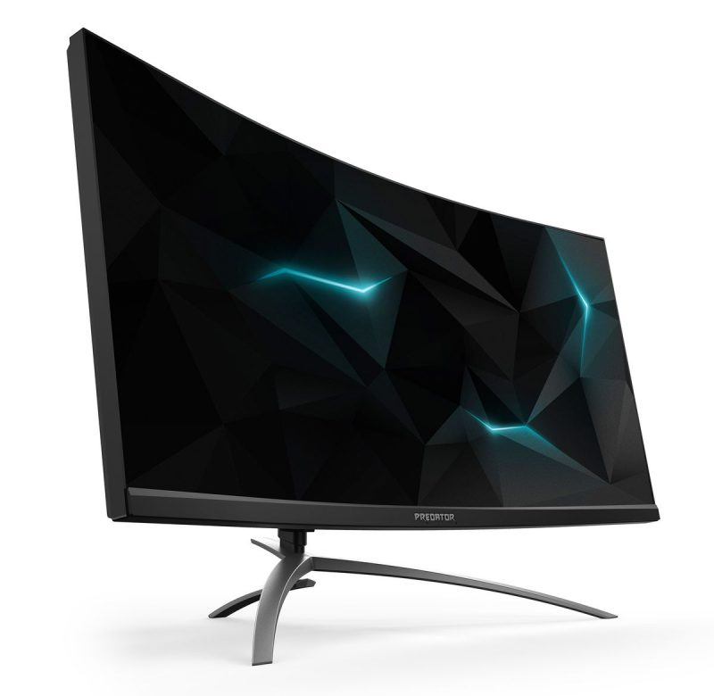 """Acer Announces Predator X35 35"""" HDR Curved Monitor"""