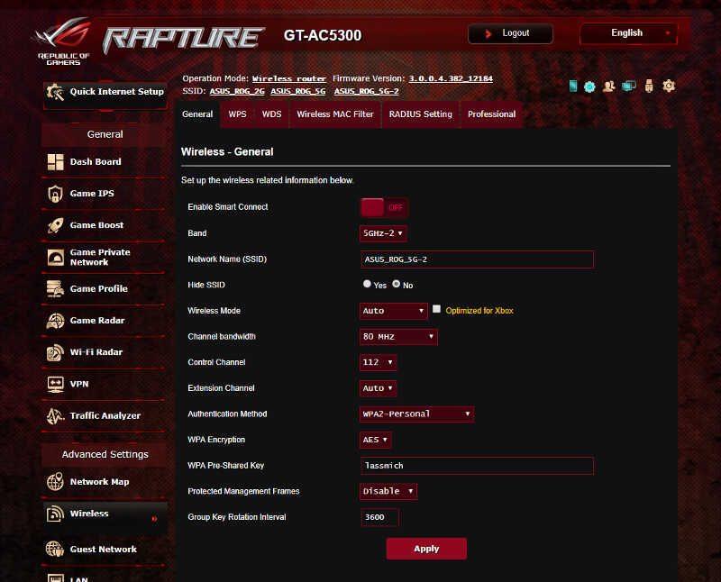 ASUS ROG Rapture SS 03 wifi 2