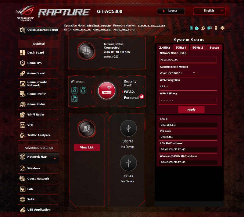 ASUS ROG Rapture SS 04 network map 1
