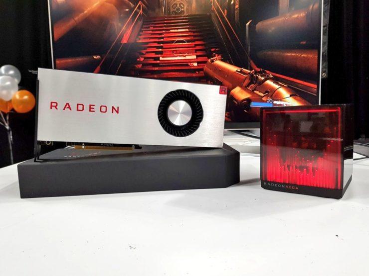 AMD RX Vega shying Away from CrossFire