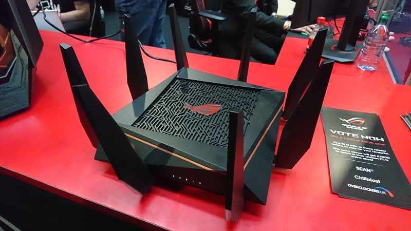 ASUS Showcase Latest Hardware at Insomnia i61