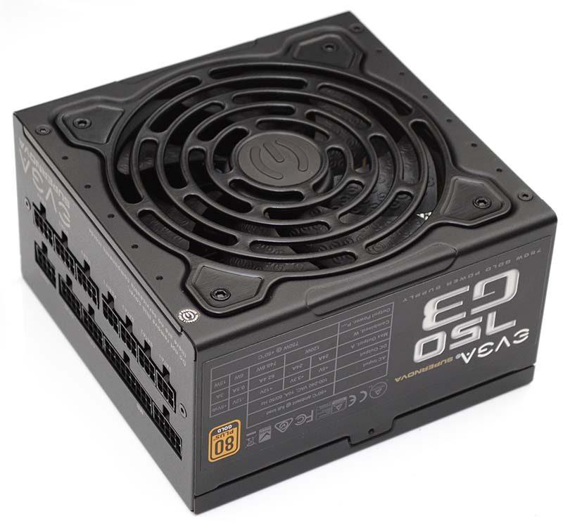 EVGA Supernova 750 G3 80 Plus Gold Power Supply Review
