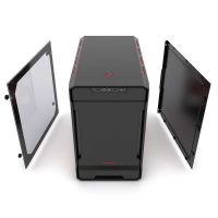 Phantkes EVOLV ITX Tempered Glass Edition Now Available