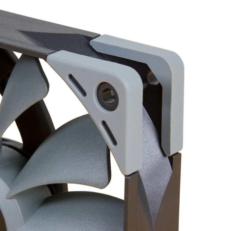 Scythe Kaze Flex 120 Premium Fans Now Available
