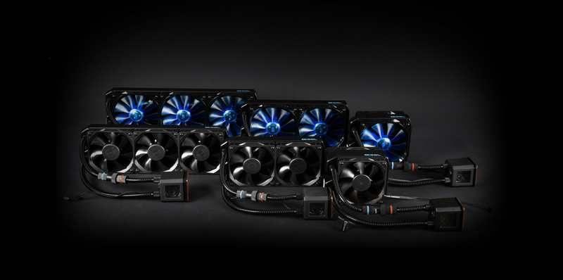 Alphacool Announces World's Largest AIO CPU Cooler