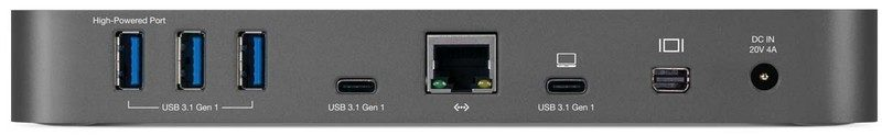 OWC USB-C Dock SS press DP version