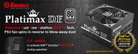 Enermax Introduces Compact 1200W 80-Plus Platinum D.F. PSU
