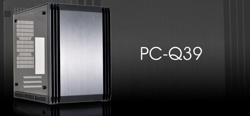 Lian Li Announces PC-Q39 Mini-ITX Tempered Glass Case