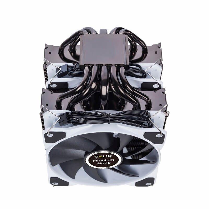 GELID Phantom Series CPU Coolers Announced