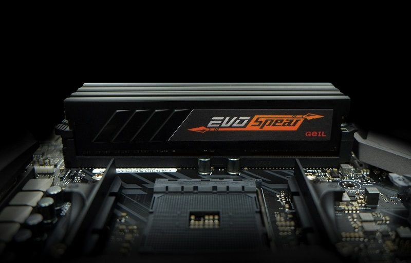GeIL EVO SPEAR DDR4 Memory Specs and Pricing Revealed