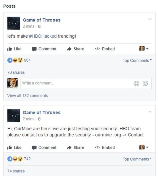 hbo ourmine facebook