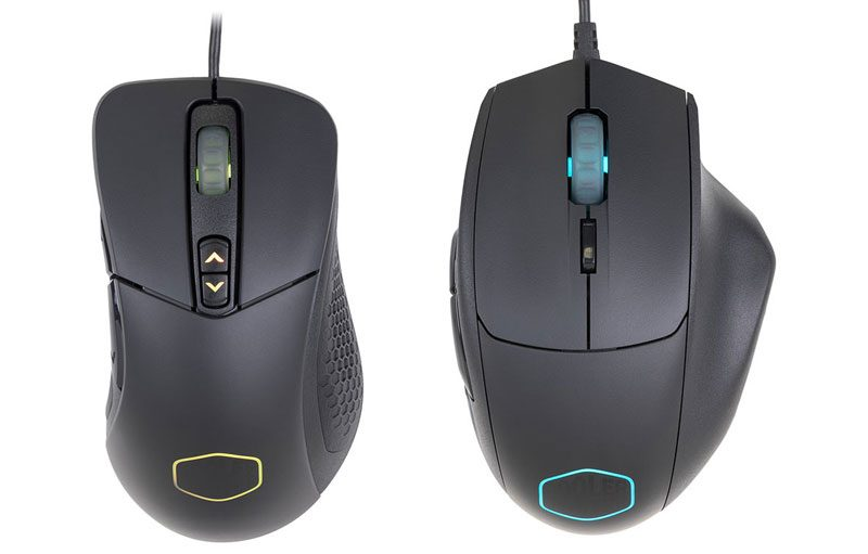 Cooler Master Adds MM520 and MM530 to Gaming Mouse Line