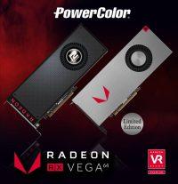 Sapphire and PowerColor Unveil Radeon RX Vega 64 Graphics Cards