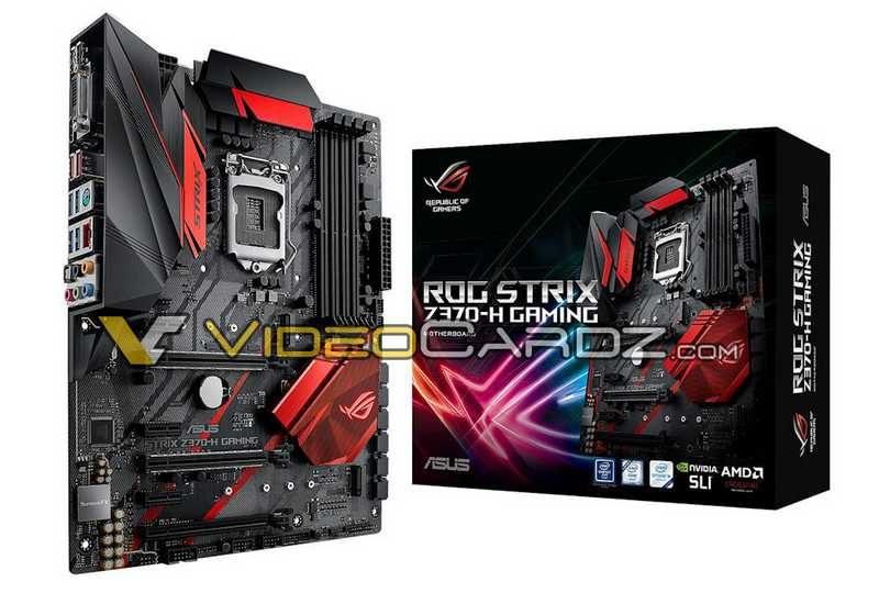 ASUS ROG STRIX Z370H