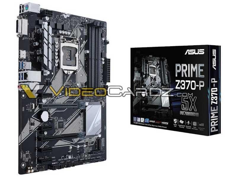 ASUS Z370P PRIME