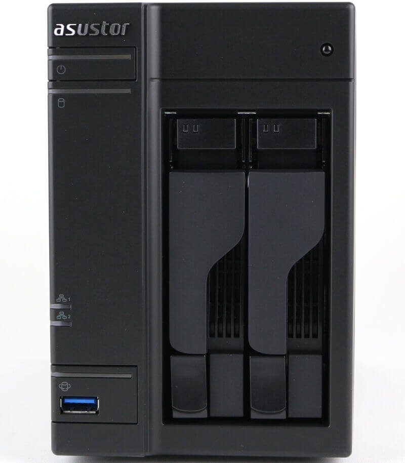 ASUSTOR AS6302T Photo view front