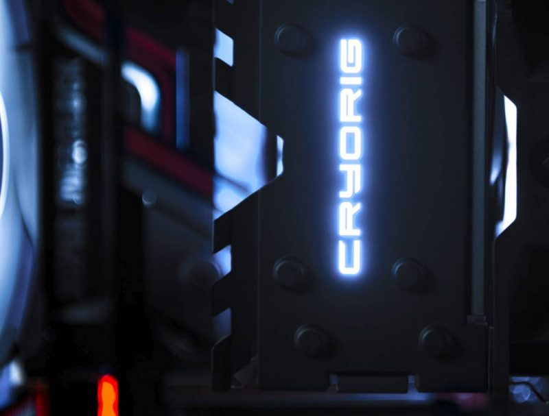 Cryorig H7 Quad-Lumi RGB CPU Cooler Review
