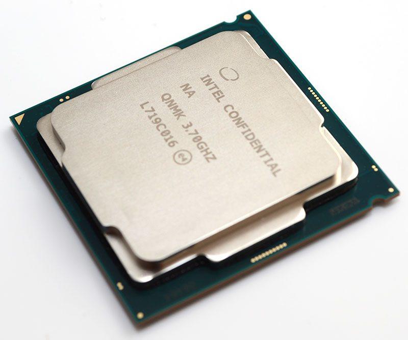 Intel Core i7-8700K 6-Core 12-Thread CPU Review