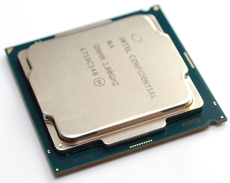 Intel Core i5-8400 6-Core 6-Thread CPU Review